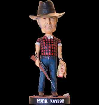 Mick Taylor Bobble Head
